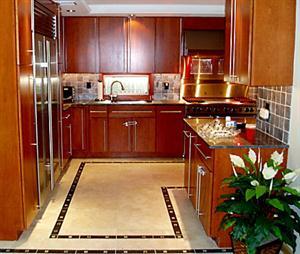 Color scheme for kitchen
