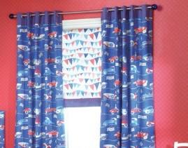 Curtain for boys room