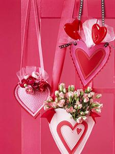 Decorations for valentine party