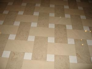 Bedroom Vitrified tile flooring