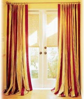 Curtains for small window