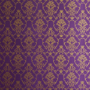 Bedroom wallpaper pattern