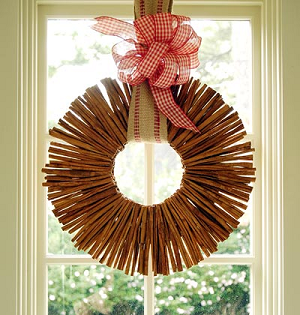 Christmas wreaths for gift