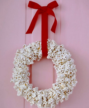 eatable christmas wreath