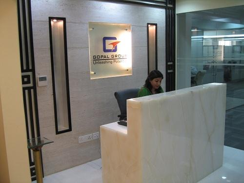Office Reception Design Decorating Ideas