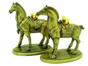 Feng shui Tribute horses
